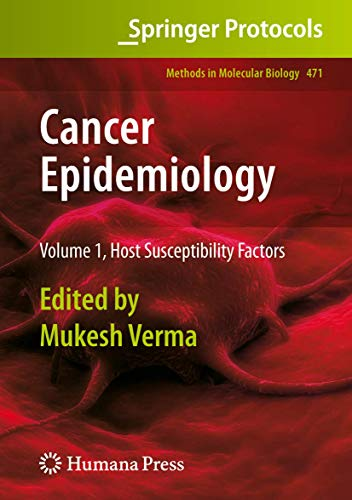 Cancer Epidemiology By Mukesh Verma
