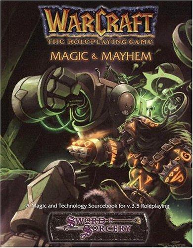 Magic and Mayhem By Mike Johnstone