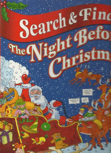Read Search & Find : Night Before Christmas (September - 2008) By clement-c-moore