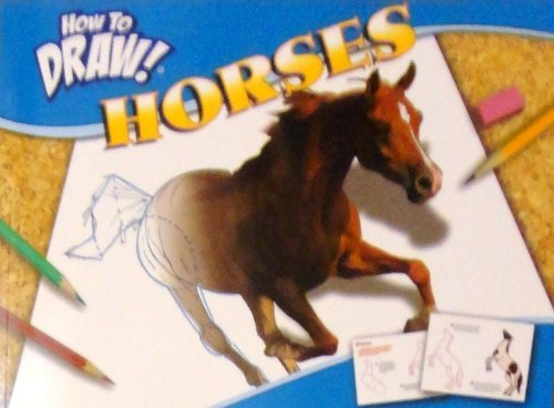 How to Draw! Horses