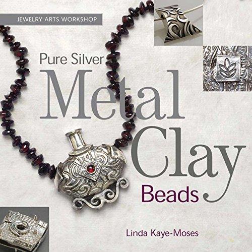 Pure Silver Metal Clay Beads By Linda Kaye-Moses