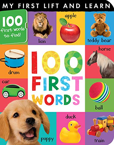 100 First Words By Tiger Tales