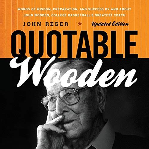 Quotable Wooden By John Reger