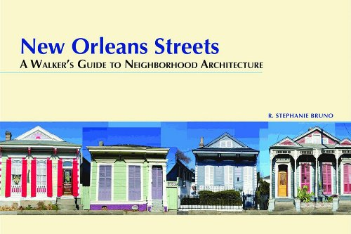 New Orleans Streets By R. Bruno