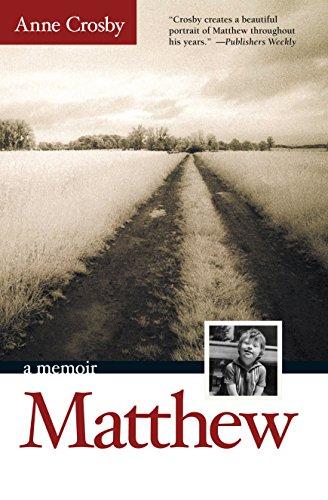Matthew By Anne Crosby