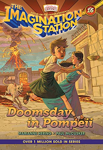 Doomsday in Pompeii By Marianne Hering