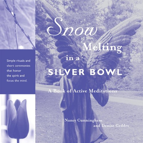 Snow Melting in a Silver Bowl By Denise Geddes