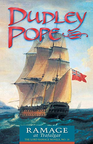 Ramage at Trafalgar By Dudley Pope