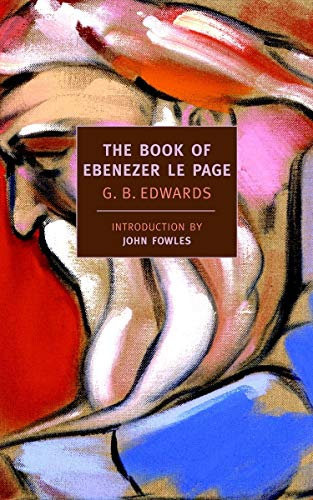The Book Of Ebenezer Le Page By G. B. Edwards