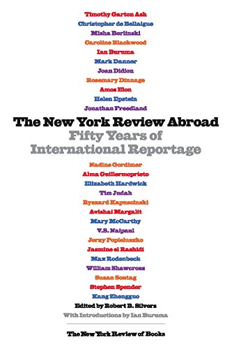 New York Review Abroad By Robert B Silvers