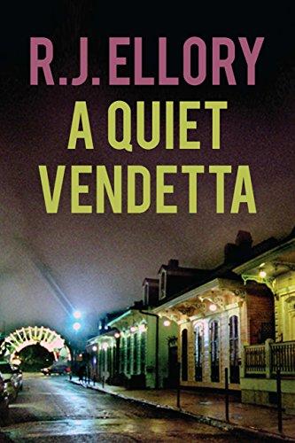 A Quiet Vendetta: A Thriller By R J Ellory