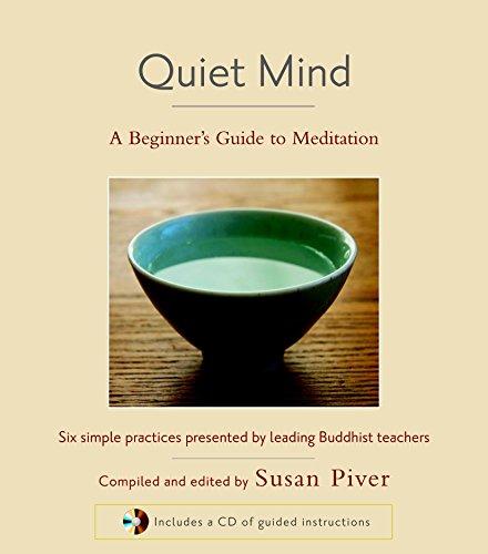 Quiet Mind By Sharon Salzberg
