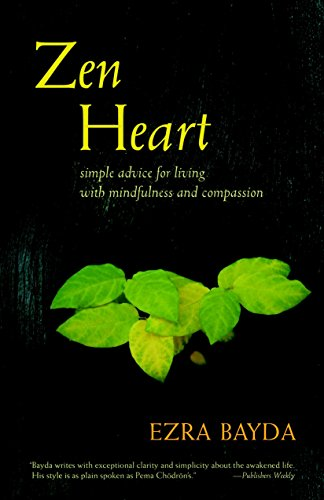 Zen Heart By Ezra Bayda