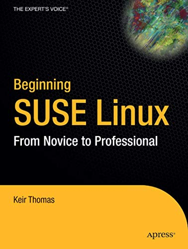 Beginning Suse Linux By Thomas Keir