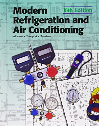 Modern Refrigeration and Air Conditioning By Andrew D. Althouse