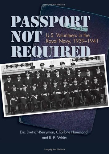Passport Not Required By R. E. White