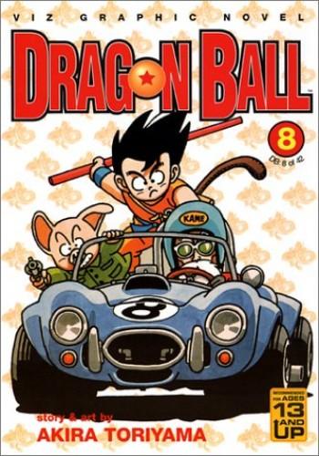 Dragonball By Akira Toriyama
