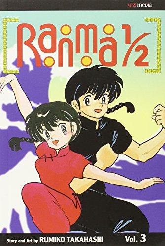 Ranma 1/2, Volume 3 By Rumiko Takahashi