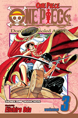 One Piece Volume 3 By Eiichiro Oda