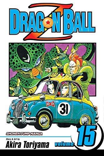 Dragon Ball Z, Vol. 15 By Akira Toriyama