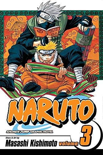 NARUTO GN VOL 03 (CURR PTG) (C: 1-0-0) By Masashi Kishimoto