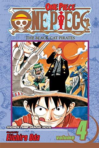 One Piece, Vol. 4 By Eiichiro Oda