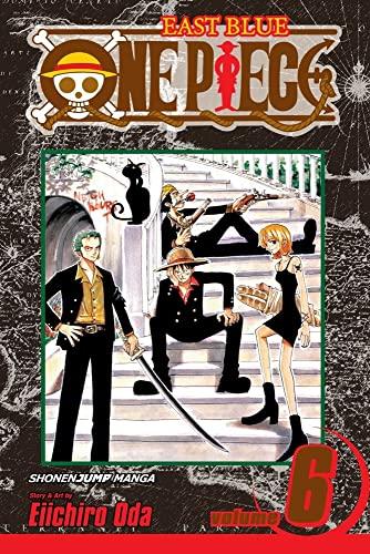 One Piece, Vol. 6 By Eiichiro Oda