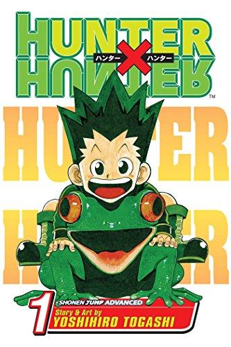 HUNTER X HUNTER TP VOL 01 CURR PTG By Yoshihiro Togashi