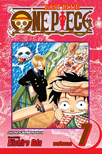 One Piece, Vol. 7 By Eiichiro Oda