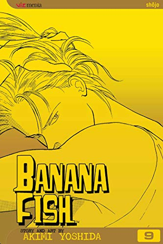 Banana Fish, Vol. 9 By Akimi Yoshida