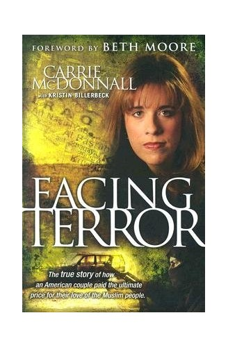 Facing Terror By Carrie McDonnall