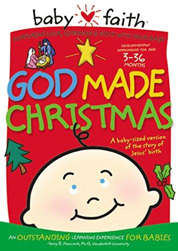 Thomas Nelson Publis - GOD MADE CHRISTMAS DVD