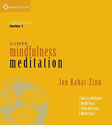 Guided Mindfulness Meditation By Jon Kabat-Zinn