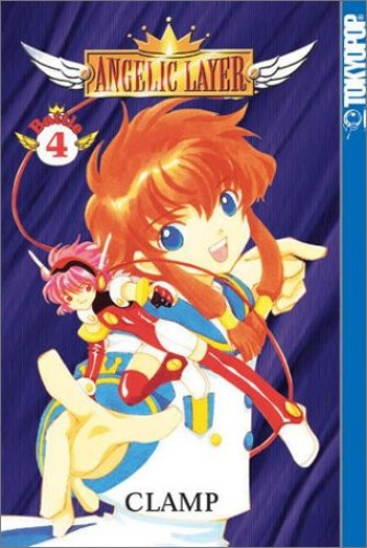 Angelic Layer By CLAMP