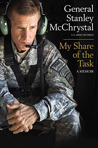 My Share of the Task von General Stanley A. McChrystal