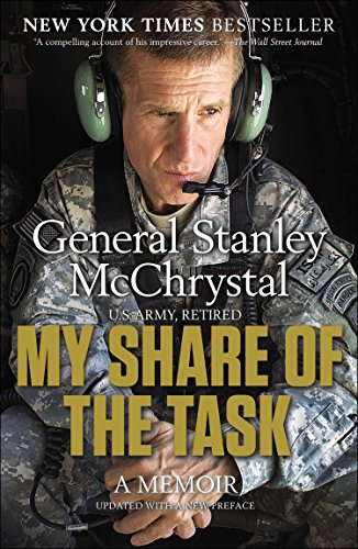 My Share Of The Task von General S Mcchrystal