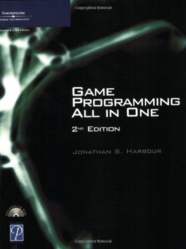 Game Programming All in One By Jonathan S. Harbour
