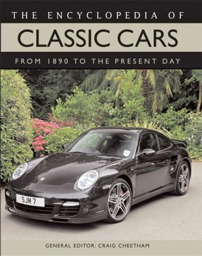 The Encyclopedia of Classic Cars By Craig Cheetham