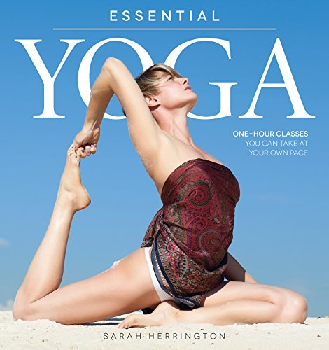 Essential Yoga By Sarah Herrington