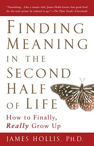 Book finding meaning in the second half of life