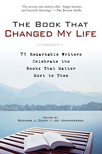 The Book That Changed My Life By Roxanne Coady
