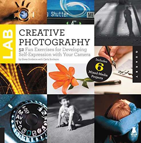 Creative Photography Lab By Steve Sonheim