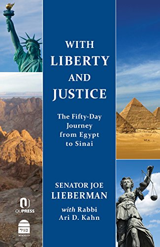 With Liberty and Justice By Joseph I Lieberman