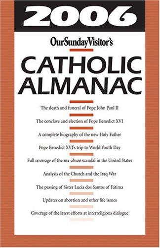 Catholic Almanac By Matthew E. Bunson