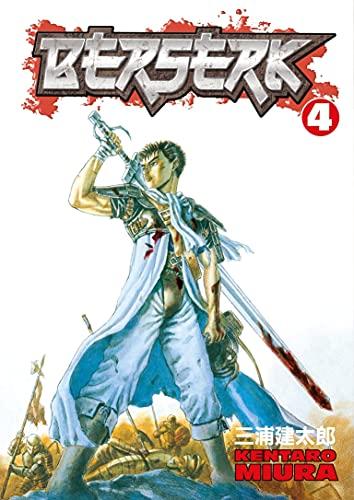 Berserk Volume 4: v. 4 By Kentaro Miura