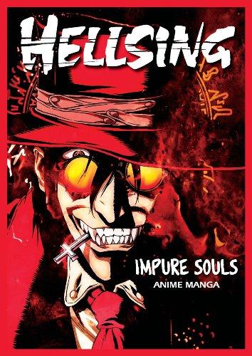 Hellsing Anime Manga By Kohta Hirano