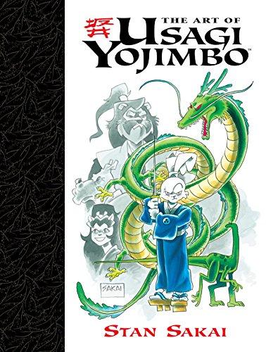 Art Of Usagi Yojimbo By Stan Sakai
