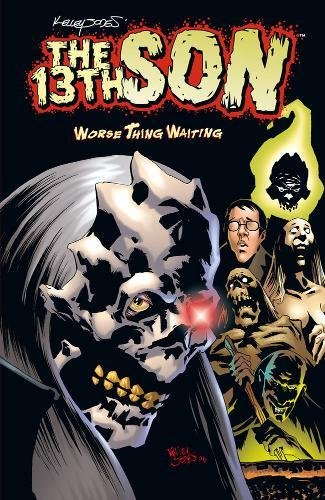 13th Son: Worse Thing Waiting By Kelley Jones