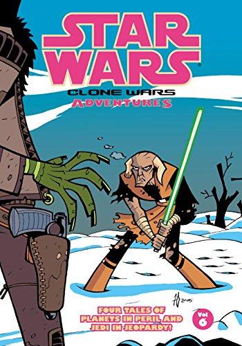 Star Wars: Clone Wars Adventures By Haden Blackman