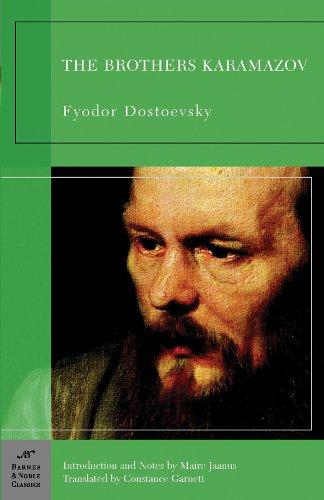 The Brothers Karamazov (Barnes & Noble Classics Series) By Fyodor Dostoevsky